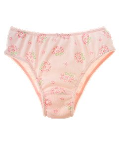 Pink Flower Panty