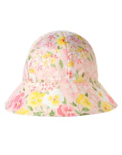 Baby Girl Floral Sun Hat