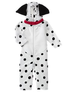 34.00 Toddler Dalmation Costume  sc 1 st  Gymbohaven & Costumes