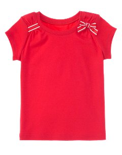 Red Ribbon Tee
