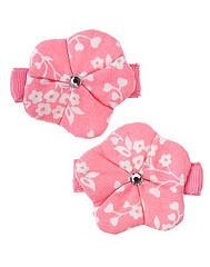 Flower Clip Two-Pack