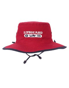 Lifeguard Bucket Hat