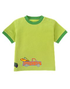 Green Surf Wagon Tee
