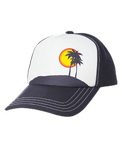 Tropical Island Trucker Hat