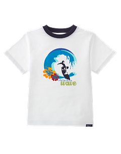Ride the Wave Tee